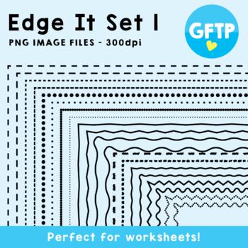 Edge It Borders - Set 1