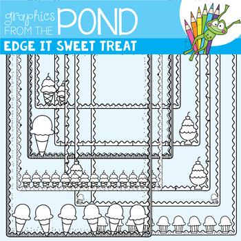 Edge It Sweet Treat Frames / Borders Set