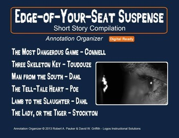 Edge-of-Your-Seat Suspense: Short Story Compilation