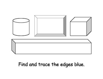 Edges, Vertices and Faces