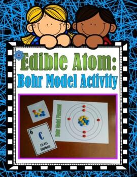 Edible Atom: Bohr Model Activity