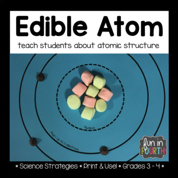 Edible Atom: Interactive Atomic Structure Lesson
