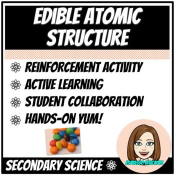 Edible Atomic Structure