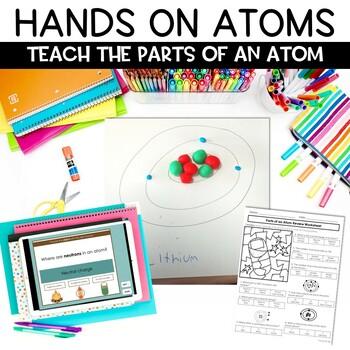 Parts of an Atom Edible Activity