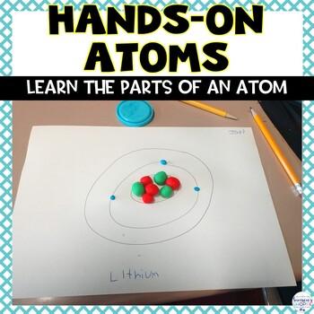 Parts of an Atom Hands on Activity