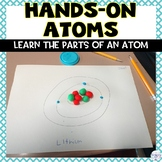 Parts of an Atom Edible Activity