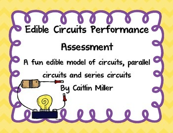 Edible Circuits Performance Assessment