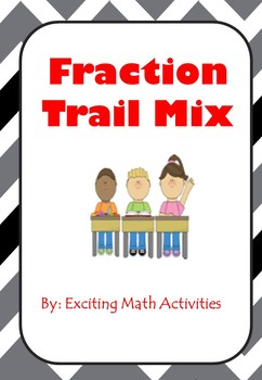 Edible and Interactive Fraction Skills Lab