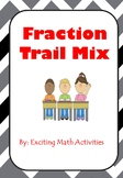 Fall Trail Mix Fraction Lab