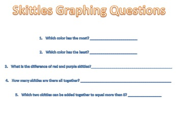 Edible Graphing Activity