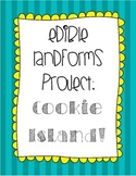 Edible Landform Project: DELICIOUS!