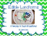 Edible Landforms Project!