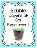 Edible Layers of Soil Experiment