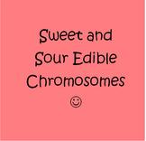 Edible Models of Chromosomes