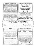 Edible Newsletter