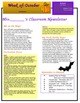 Edible Newsletter Templates - One for Each Month!