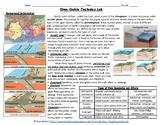Edible Oreo Plate Boundaries Activity