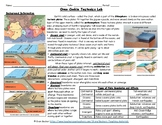 Edible Oreo Plate Boundaries Activity Key