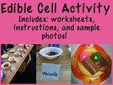 Edible Organelle Cell Activity!