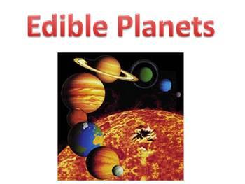 Edible Planets