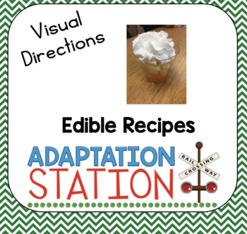 Edible Recipes-Visual Directions Growing Bundle
