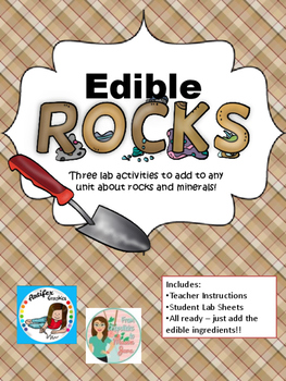 Edible Rock Lab Bundle