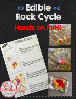 Edible Rock Cycle