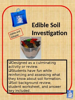 Edible Soil