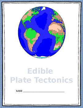 Edible Tectonics Lab