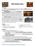 Edible Weathering Activity Key