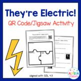 Edison, Faraday, & Franklin Jigsaw Activity (SOL 4.3)