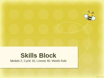 Edit Product: EL Education- 2nd Grade Skills Block - Module 2, Cycle 10