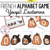 Jeu Youpi! C'est l'automne - FRENCH Autumn themed game/centre