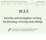 Edit / Revise Sentences and Paragraphs - SMARTboard lesson - CCSS