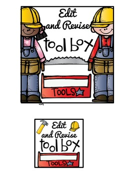 Edit and Revise Toolbox