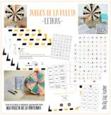 Editable: 22 propuestas para ESCRIBIR jugando con la rulet