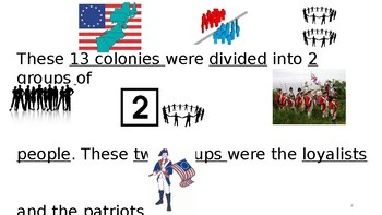 Editable 13 Colonies Powerpoint or Mini Book