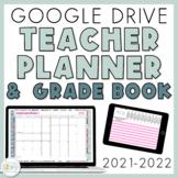 Google Slides Teacher Planner & Digital Grade Book For Goo