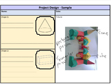 Editable 3D Shapes assessment