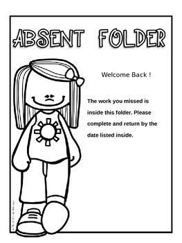 Editable Absent Folders