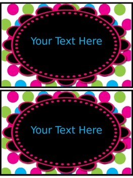 Editable Accelerated Reader Mini Clip-Chart and Goal Pack - {Neon Chalkboard}