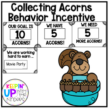 Editable Acorn Behavior Math Reward System