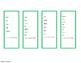 Editable Acrostic Bookmarks