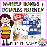 Editable Addition & Subtraction Fluency Game - Number Bonds and Doubles