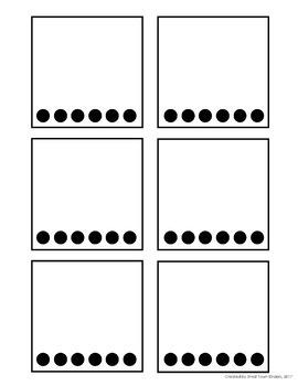 Editable Adhesive Square Pocket Labels