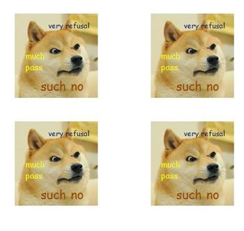 Editable Agenda Template and Free Passes - Feature Doge (Meme)