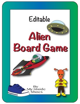 Editable Alien Game Board