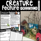 Editable Animal Report Creature Feature Project