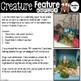 Editable Animal Report Creature Feature Project