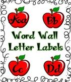 Editable Apple Theme Wordwall Header Labels